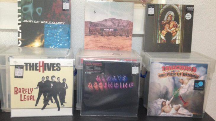 Schallplattenladen