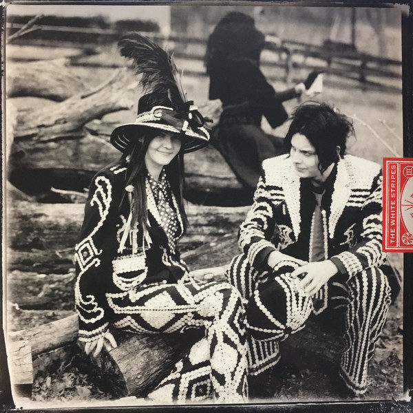 The White Stripes Icky Thump 2xlp Album Re Gat